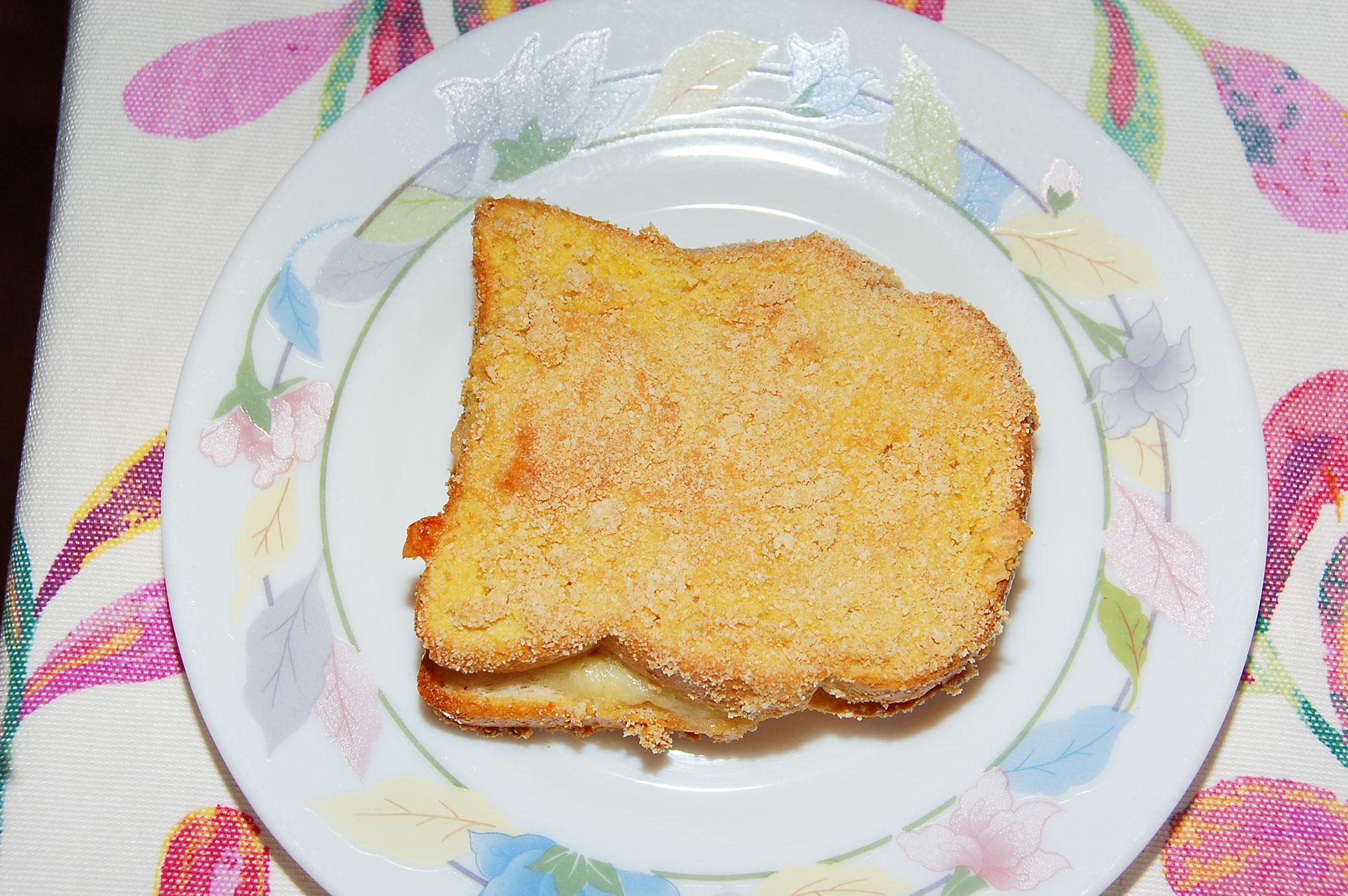 Mozzarella in carrozza al forno ricette for Ricette mozzarella in carrozza al forno