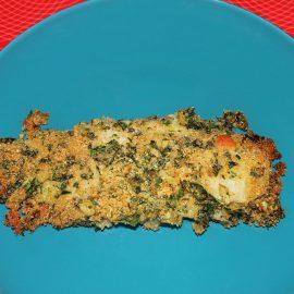 Filetti di Pangasio gratinati al forno