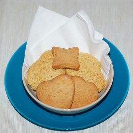 Shortbreads cookies
