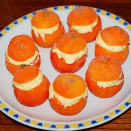 Mandarini alla crema