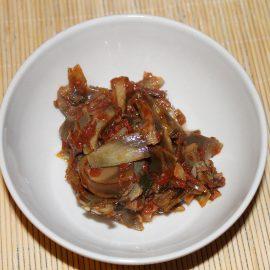 Artichokes stewed